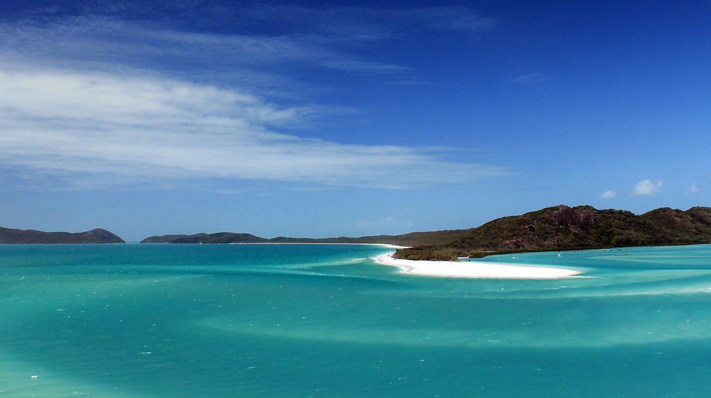 Whitsundays | © Portengaround/Flickr