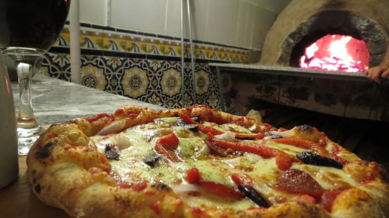 Luigi's Pizza   Courtesy of Luigi's Pizza