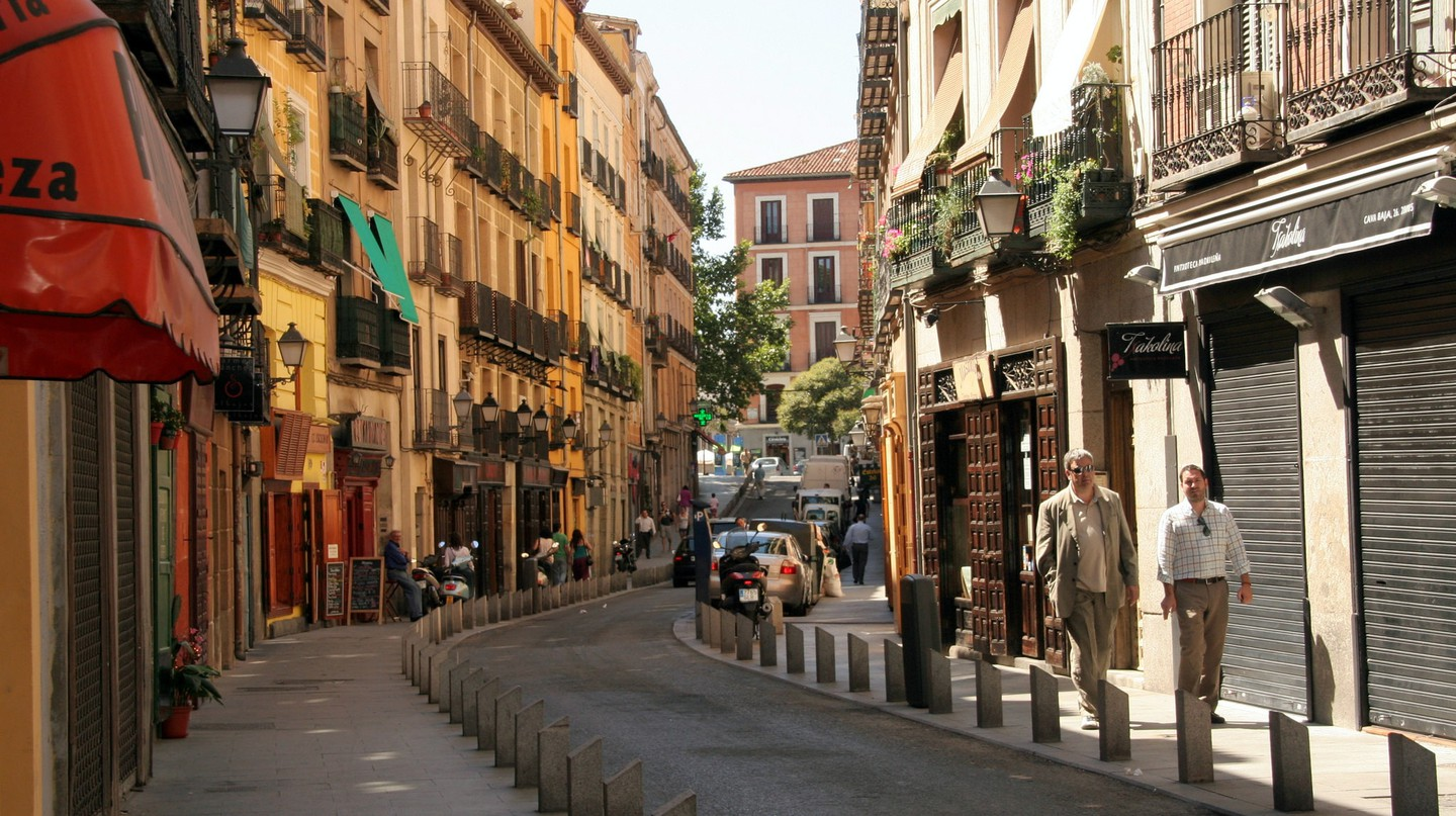 Cava Baja is the main tapas street in La Latina | © M a n u e l/Flickr