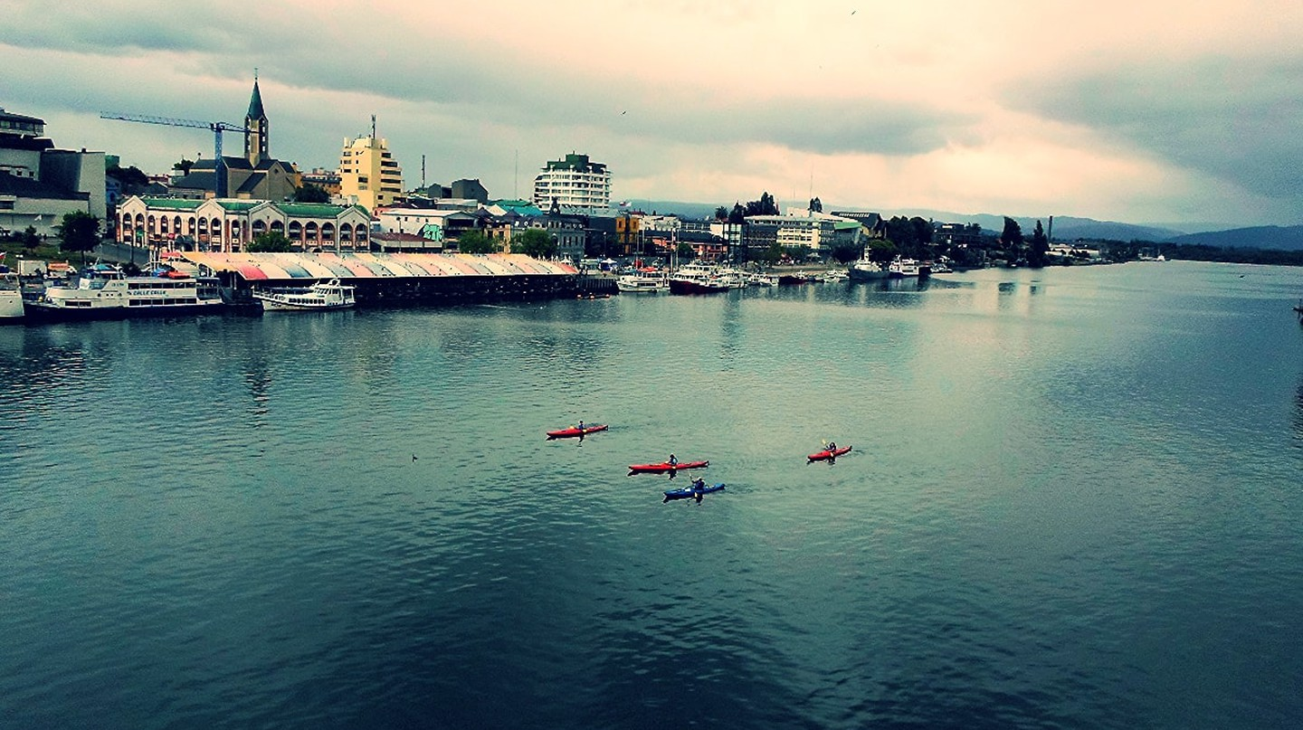 Bay of Valdivia| © Jorge Sanchez / Flickr