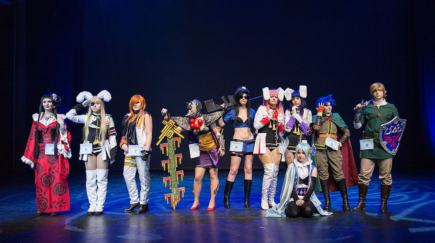 Cosplayers at Yukicon 2014 | © Matias Tukiainen / WikiCommons