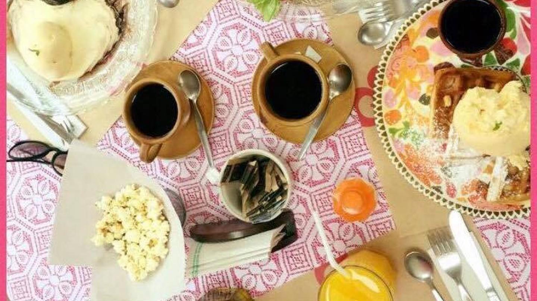 Cafe   Courtesy of Homemade. Hecho en Casa