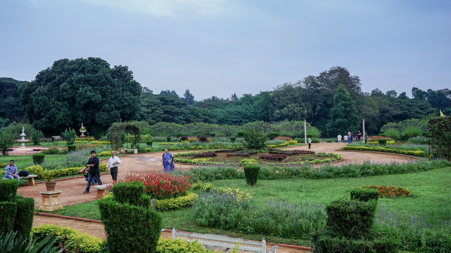 Bangalore is nicknamed 'the Garden City' of India | © Richard August / Flickr