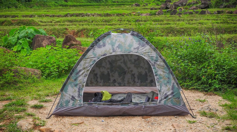 Camping in Meemure © Dananjaya Chathuranga Photography / Flickr