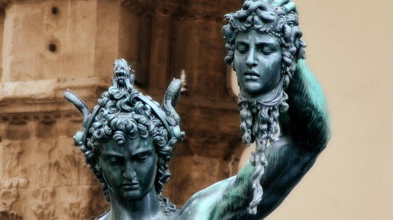 Perseus by Benvenuto Cellini|©Fabio Rava/Flickr