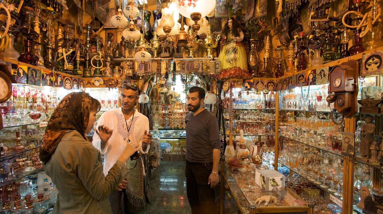 Vakil Bazaar, Shiraz | © Nick Taylor/Flickr