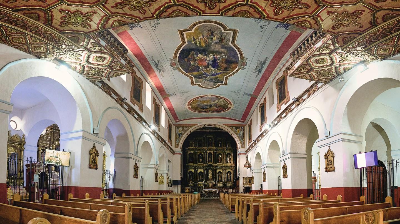Colonial-era church in Bogota   © Pedro Szekely / Flickr