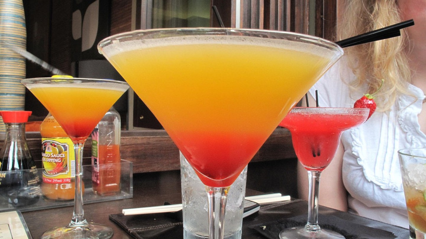 Drinks with friends   © Amy Kate/flickr