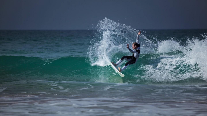 Surf tricks in Taghazout | © Eelke / Flickr