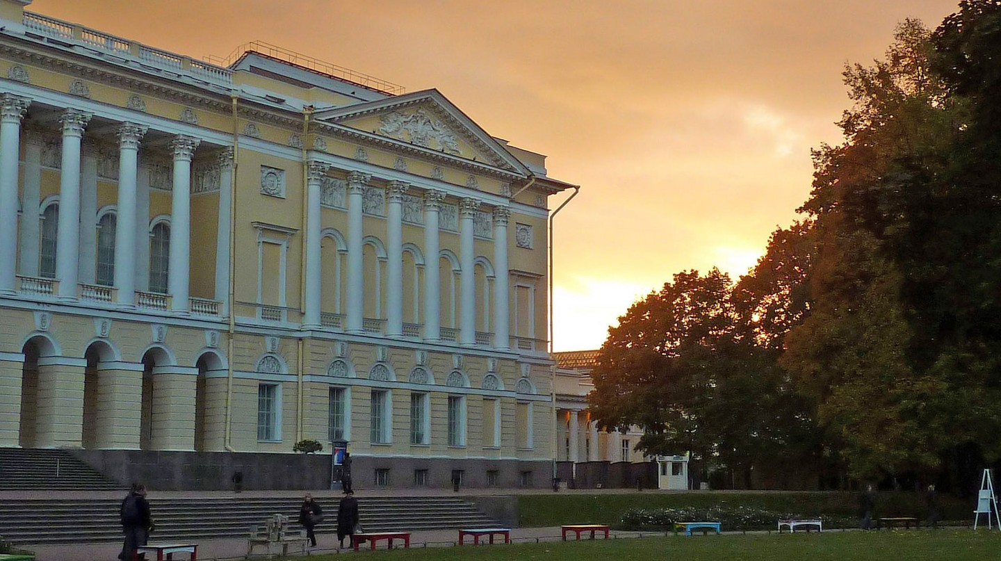 The State Russian Museum   © 7474506550/Flickr