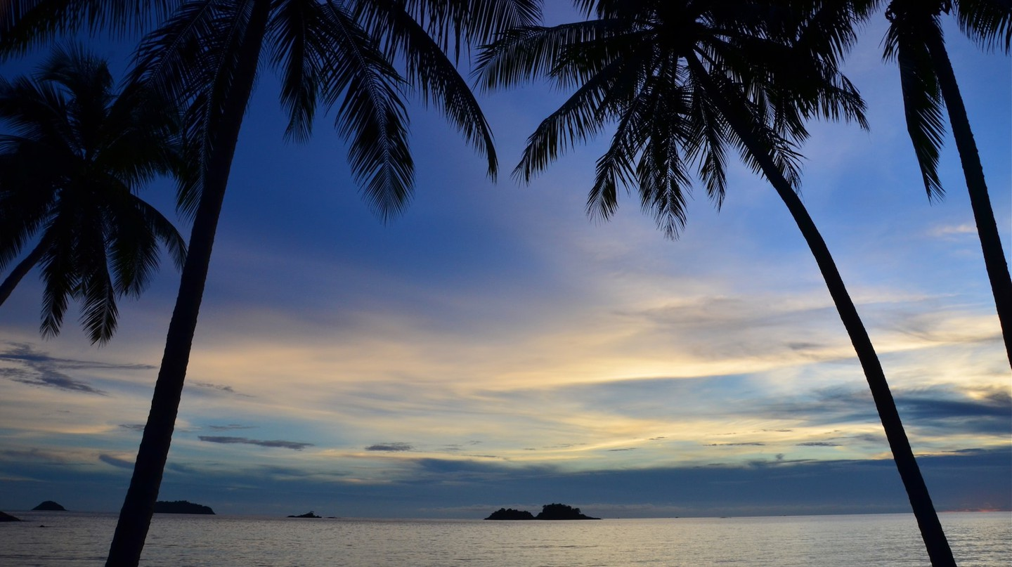 Sunset on Koh Chang | © Pietro Motta/Flickr