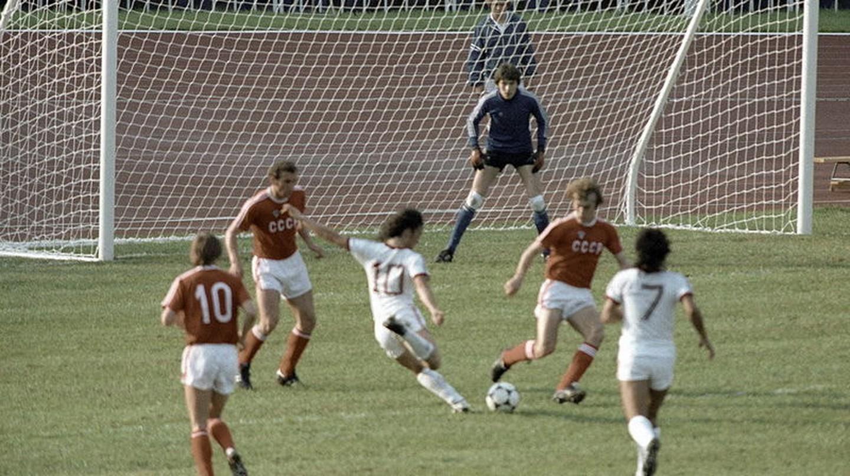 Soviet Union football | © Alexander Makarov / WikiCommons
