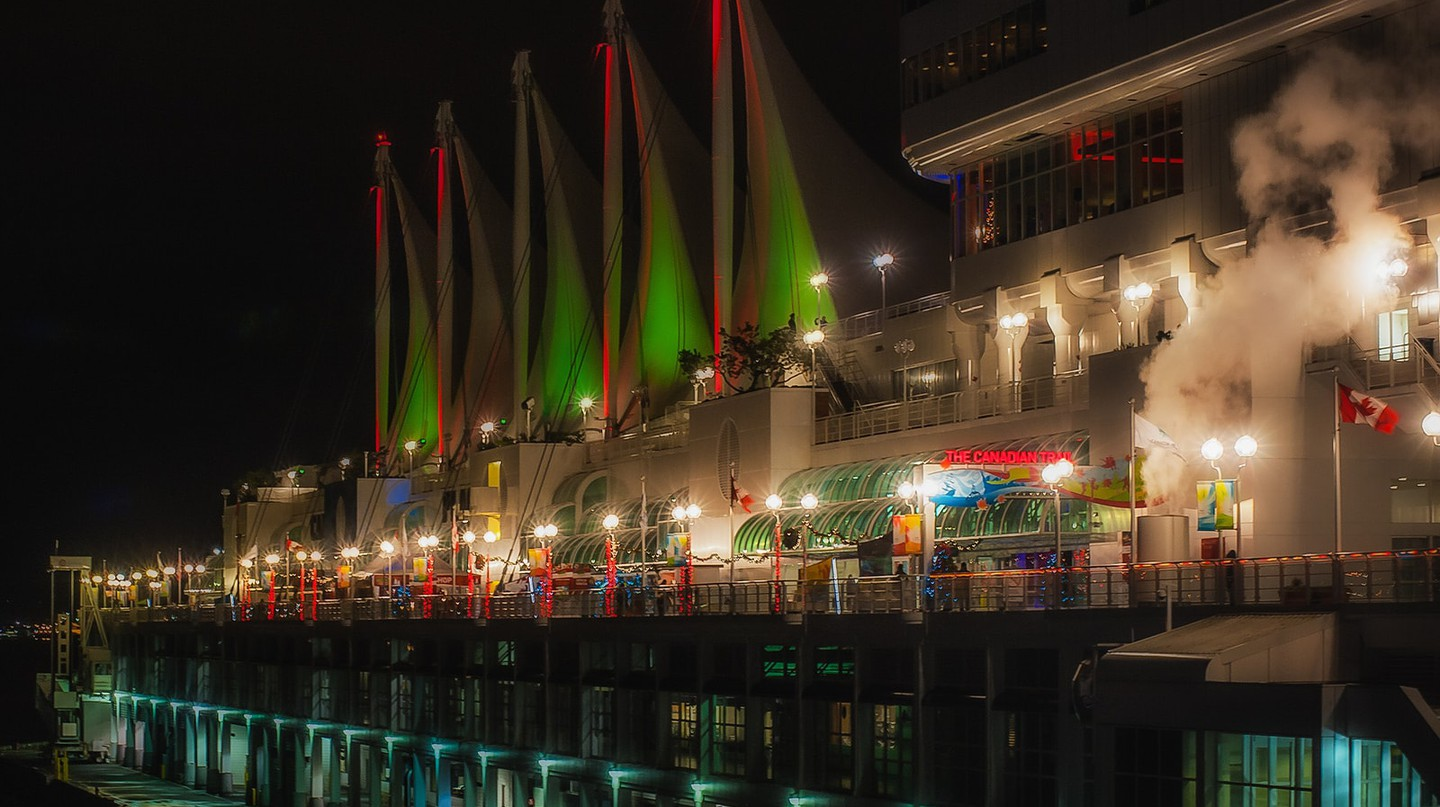 Christmas at Canada Place, Vancouver | © Vladimir Kostka / Flickr