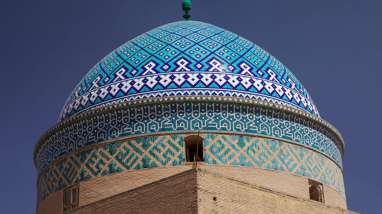 Jameh Mosque in Yazd | © Ninara / Flickr