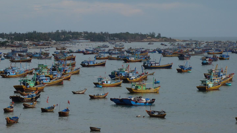 Mui Ne Fishing Village   © Dion Hinchcliffe/Flickr