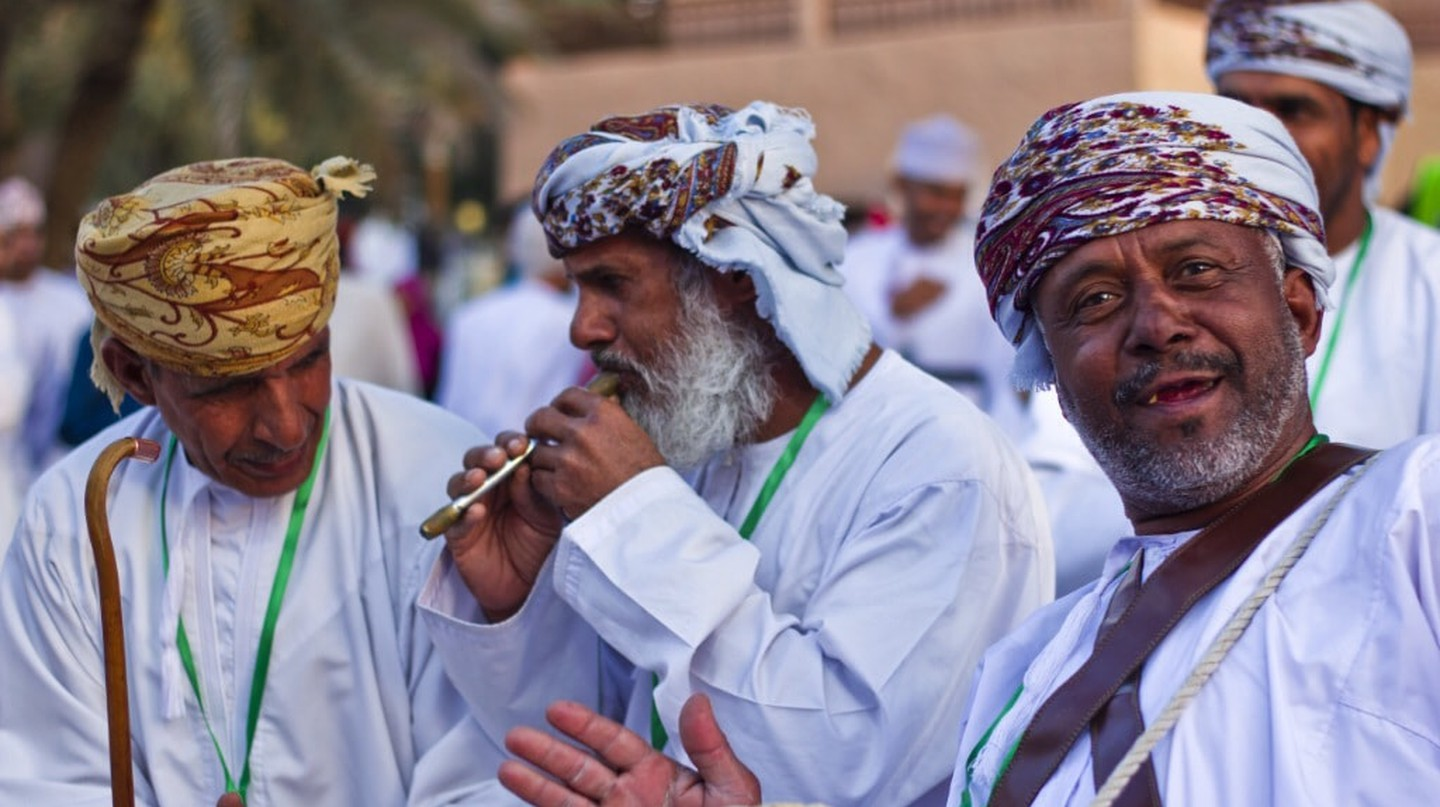 Oman © Tribes of the World/Flickr