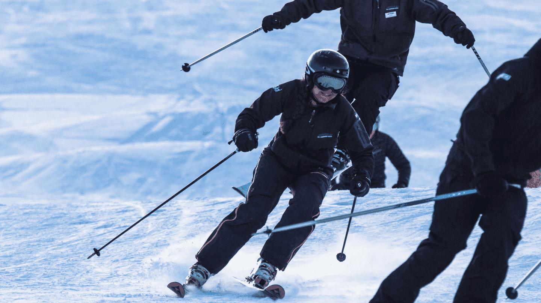 Skiing | © Ashley Morgan / AfriSki