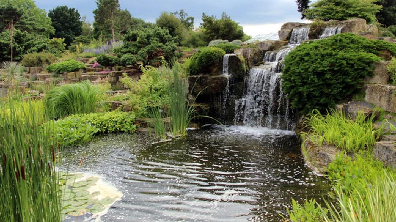 Alpine Rock Garden, Kew Gardens