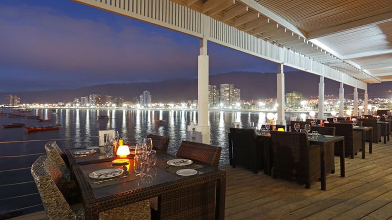 Incredible Setting and Food | Courtesy of Restaurant El Sombrero Terrado Suites