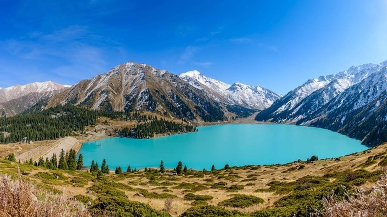 Big Almaty Lake, Kazakhstan | Courtesy of VisitAlmaty