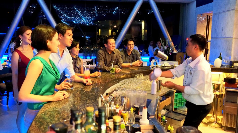 Nightlife in Cebu | Courtesy of Marco Polo Plaza Hotel Cebu