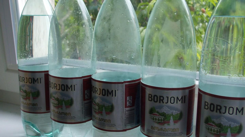 Borjomi mineral water    © tomasz przechlewski / Flickr