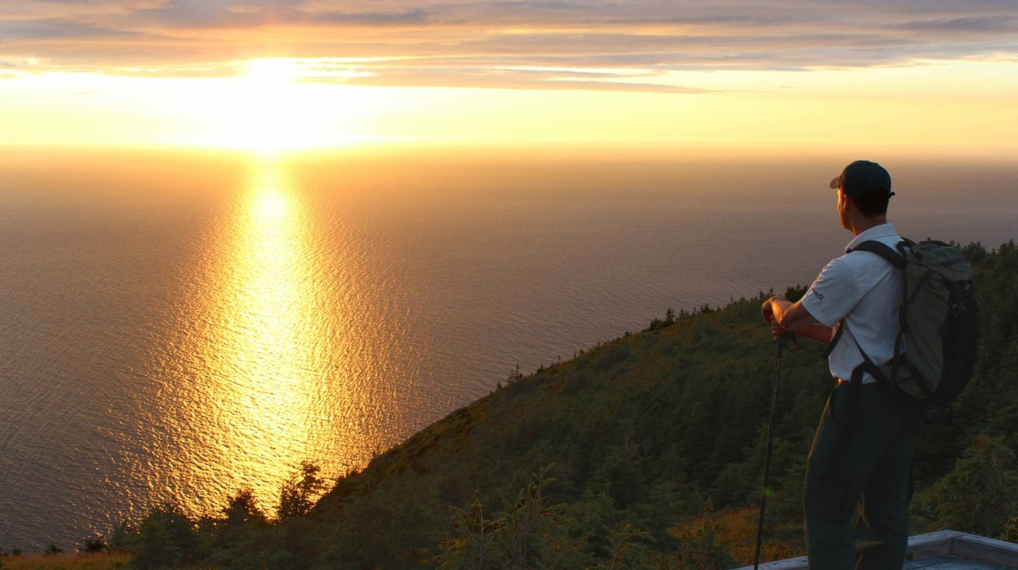 Cape Breton Highlands Parks Canada