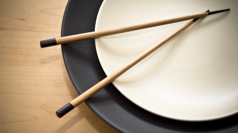 Chopsticks I © Michael Johnson / WikiCommons