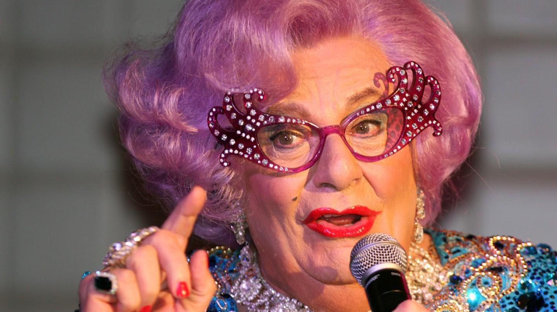 Dame Edna Everage   © Eva Rinaldi/Flickr