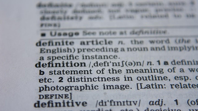 Dictionary|©PDPics/Pixabay