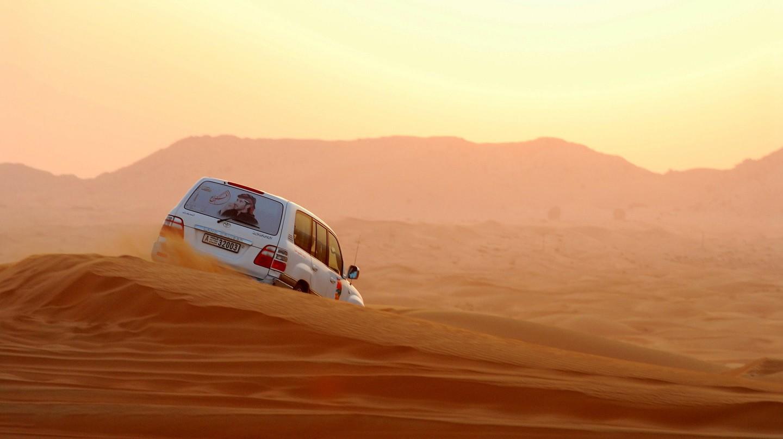 Dubai Desert Safari | © PublicDomainPictures/Pixabay