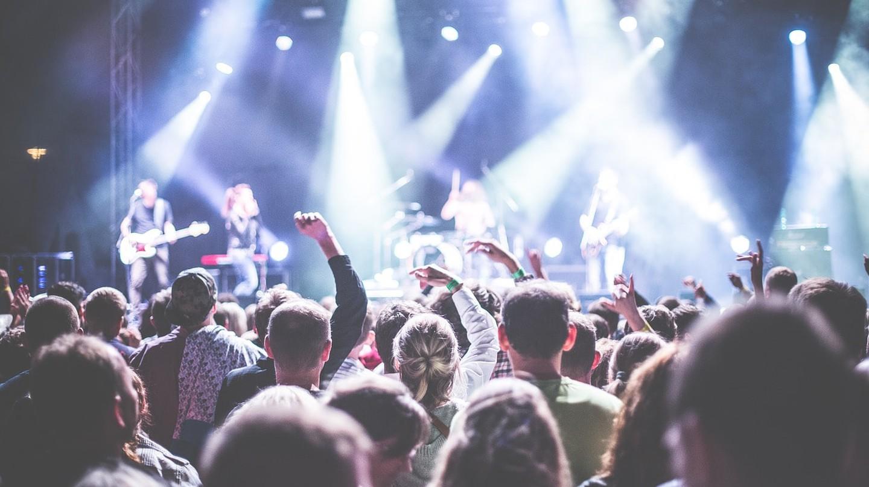 Bucharest music festivals © Pexels/Pixabay