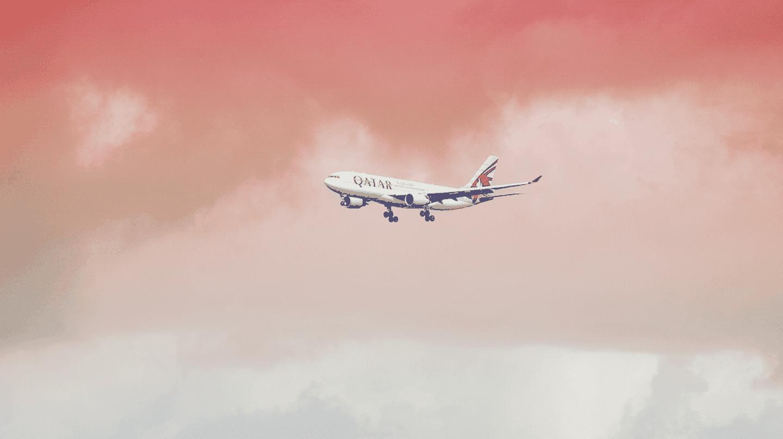Qatar Airlines | ©  Ahmed Saffu/Unsplash