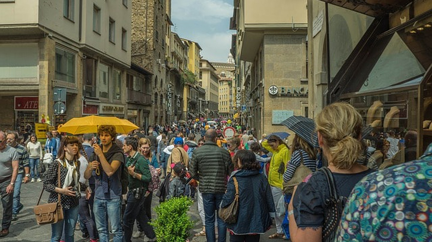 Florence ©Mariamichelle/Pixabay