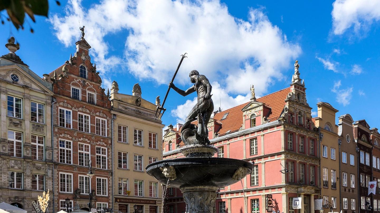 Gdańsk    © jenszhonk / Pixabay
