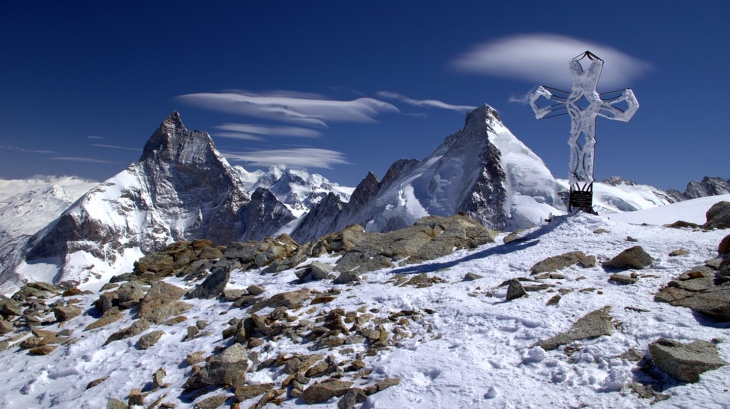 The Tête Blanche, near the Patrol's highest point | © Jackph/Wikicommons