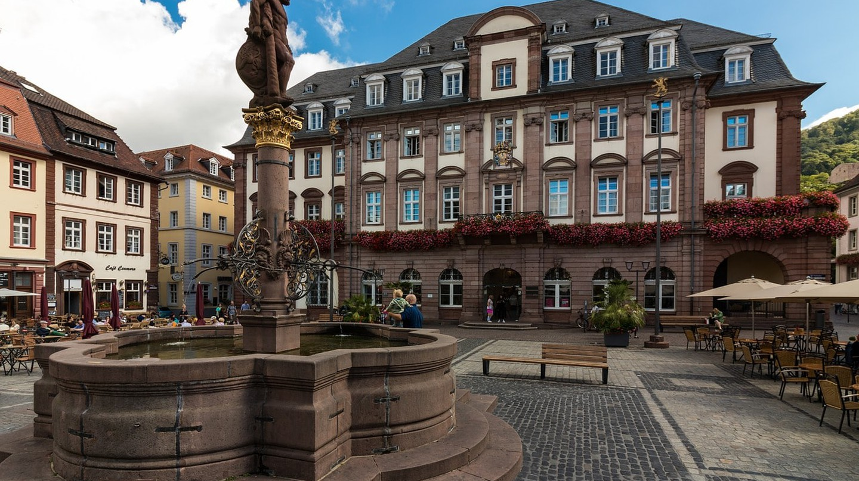 Old town market square |© herbert2512 / Pixabay