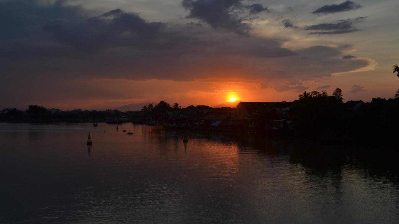 A Hoi An Sunset | © Loi Nguyen Duc/Flickr