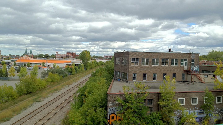 Industrial views of Montreal   © sprklg / Flickr