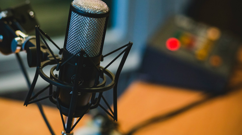 Microphone | © StockSnap / Pixabay