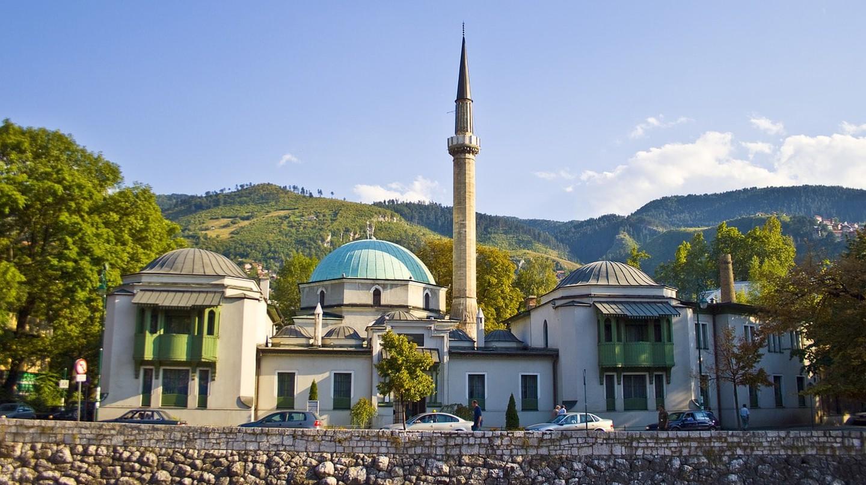 Emperor's Mosque | © otarikkoc/Pixabay