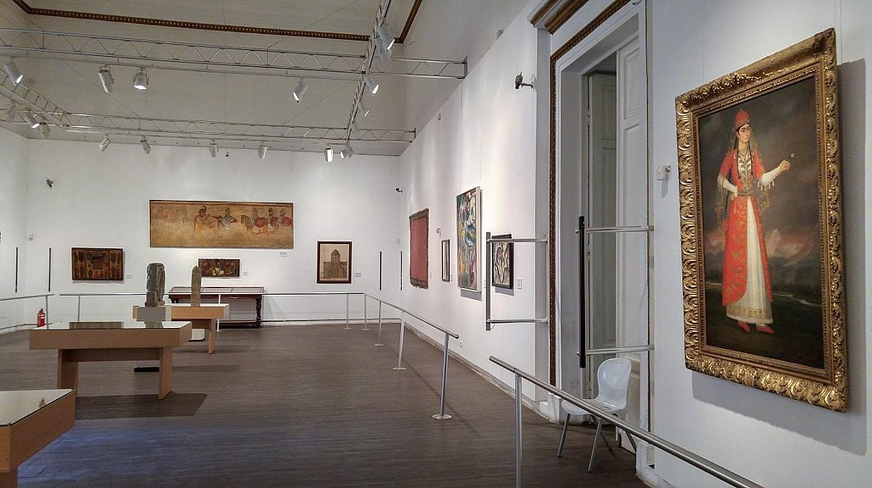 Museum of Fine Arts in Tbilisi | © Mostafameraji / WikiCommons