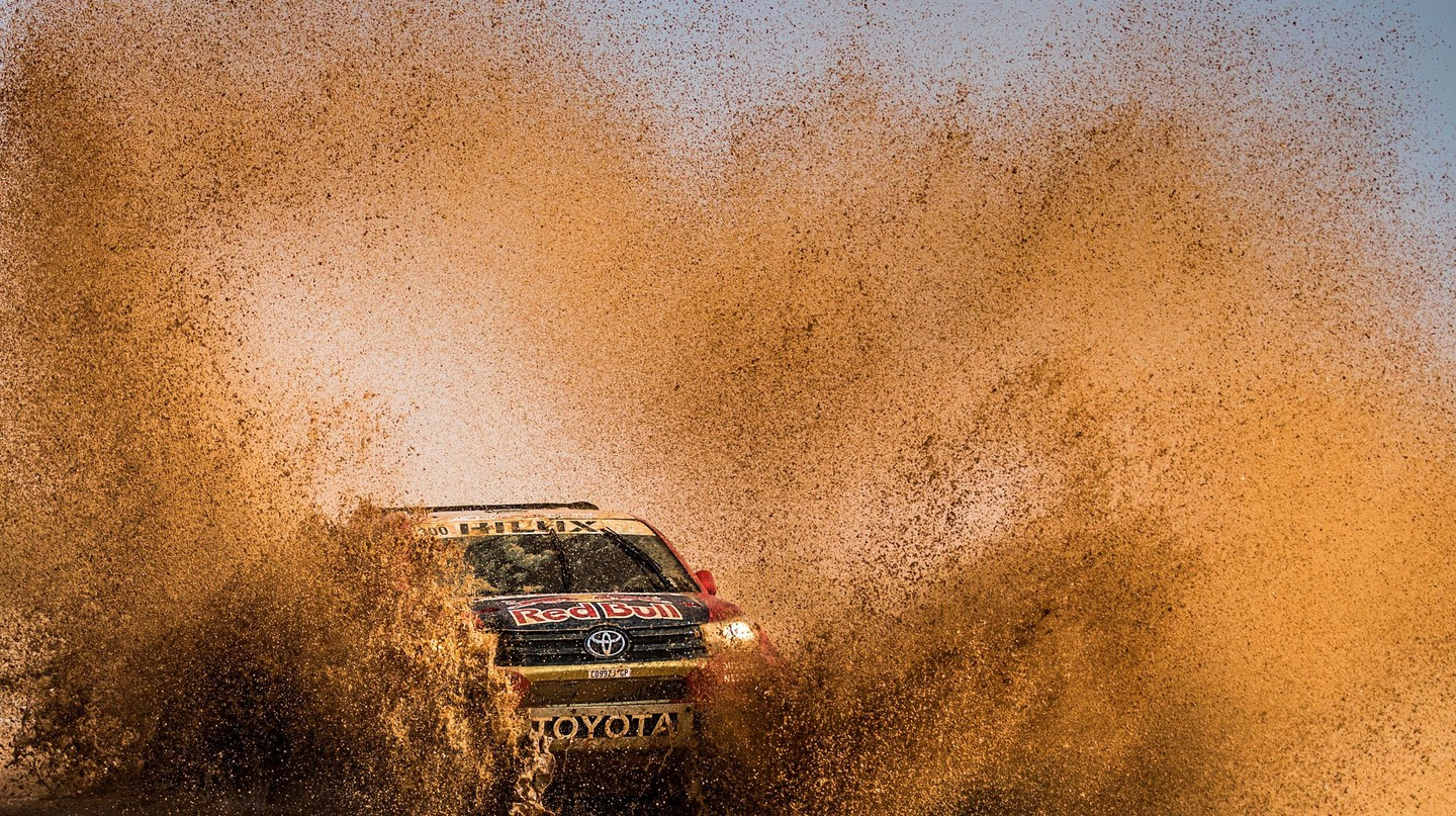 Dakar Rally Ready for Its 40th Edition