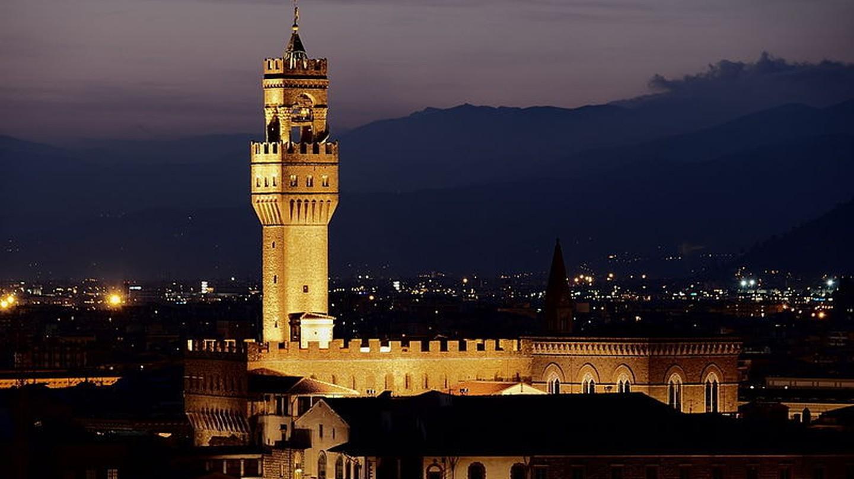 Palazzo Vecchio ©Petar Milošević/WikiCommons