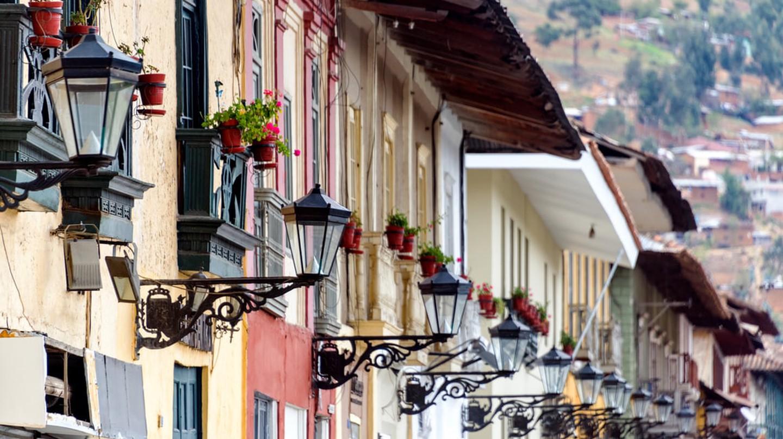 Cajamarca Plaza de Armas | © Jess Kraft / Shutterstock