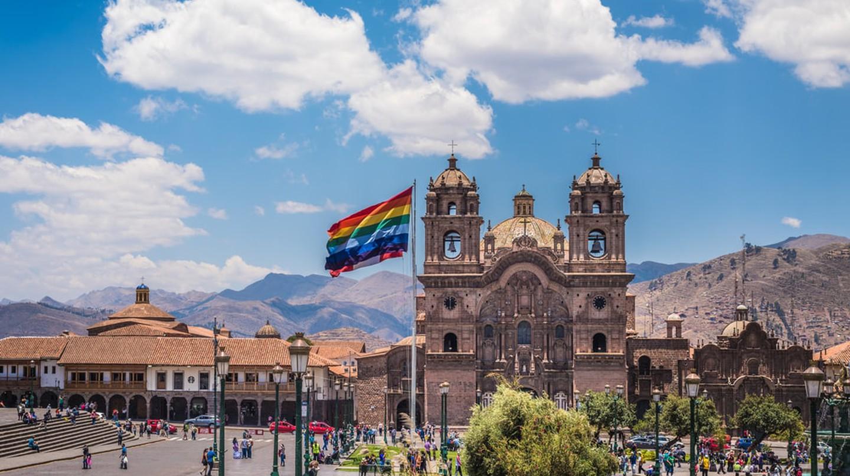 Cusco's Plaza de Armas | © javarman / Shutterstock
