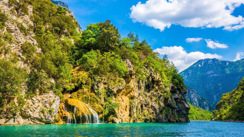 The Gorges du Verdon in France   © kavram/Shutterstock