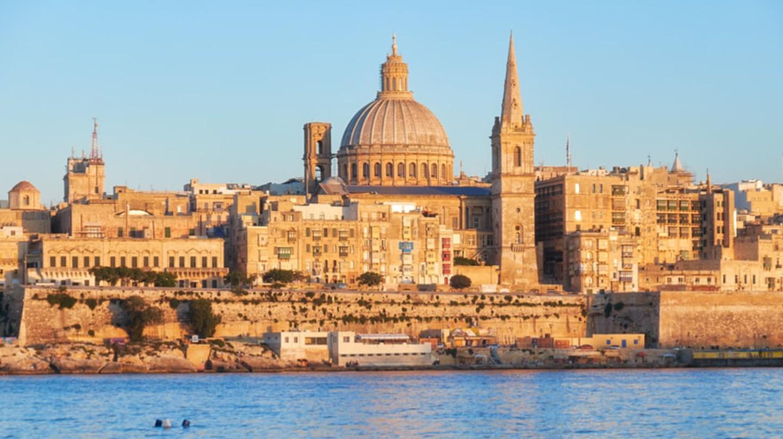 Valletta Skyline, Malta | © Serg Zastavkin/Shutterstock