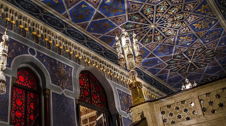 Interior at Opera House | © Milena Mitagvaria / WikiCommons