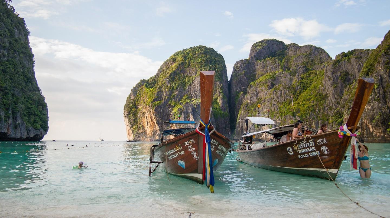 Maya Bay   © moritzklassen / Pixabay